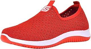 Walakose Chaussures De SéCurité Hommes/Femmes LéGèRe Chaussure De SéCurité Homme Femme Chaussures De Travail avec Embout D...