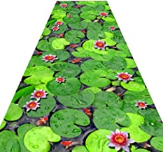 YANZHEN Hallway Runner Rugs Corridor Soft Non-Slip Blended Fabric, 3 Colors, Thickness 6mm, Length Customized (Color : B, ...