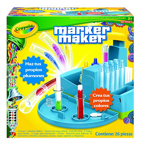 crayola marker maker refill fabricante CRAYOLA
