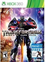 Activision Publishing Transformers: Rise of the Dark Spark (Xbox 360) Video Game