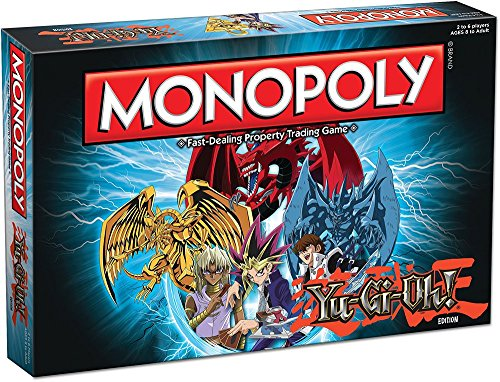 Visit the USAOPOLY Monopoly: Yu-Gi-Oh Edition Board Game on Amazon.