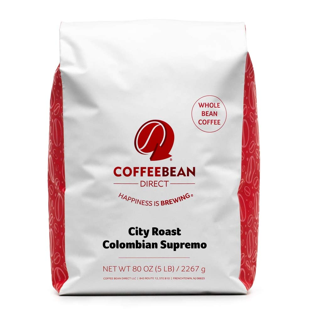 Coffee Limited price Bean Direct City Roast Coff Popular brand in the world Supremo Whole Colombian