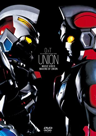 UNION MUSIC VIDEO/Making of UNION[DVD]