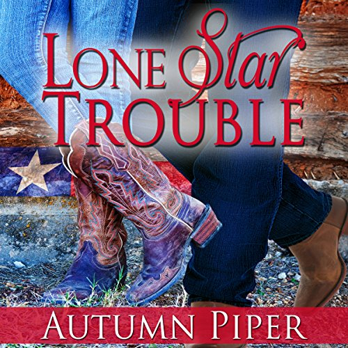 Lone Star Trouble audiobook cover art