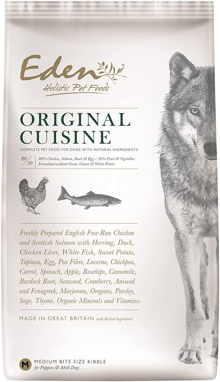 Eden Dog Food 80 20 MultiMeat & Fish 6kg