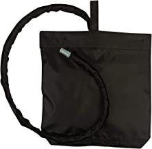 Urine Catheter Bag Cover with Snap on Pipe Cover & Hanging Strap - Easy Access