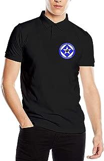 3rd Battalion 6th Marines Classic Cotton Shirt Men's Polo Shirt Golf Polo Shirt