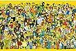Fanxp     Das Simpsons Puzzle 1000 Stück für Erw