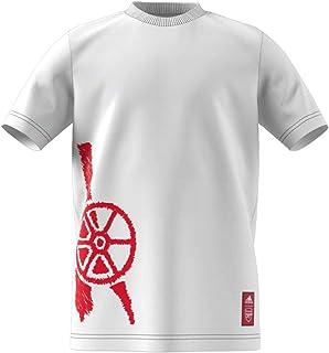 Adidas Boy's Regular Fit T-Shirt