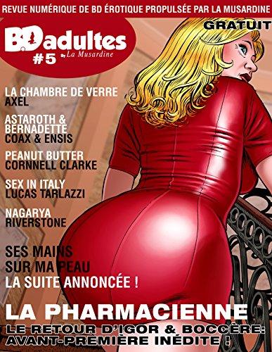 BD-adultes, revue numérique de BD érotique #5 (Revue BD-Adultes) (French Edition)