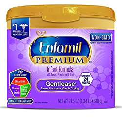 first option for a fussy gassy infant is enfamils gentlease baby formula in fact it is one of the most recommended formulas for infants who have - Formula For Gassy Babies