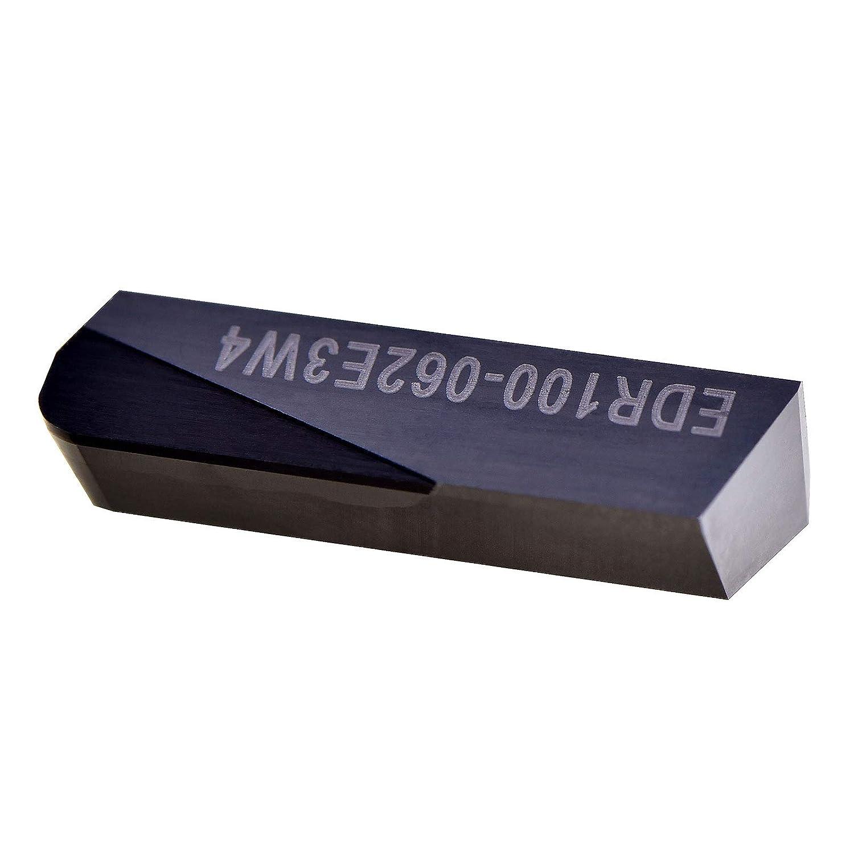 Inexpensive MAXTOOL 10PCs EDR100-062-E3-W4 PCD Tip DOV-LOK Milling Las Vegas Mall P Inserts