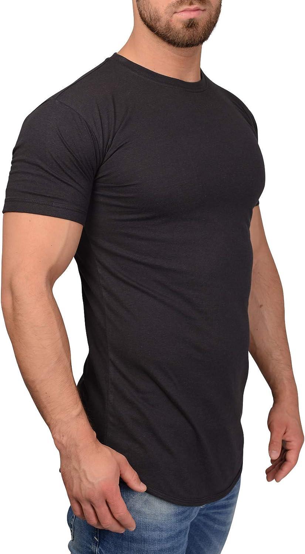 QULAXITY XVI Camisa de Hombre Oversize Básico