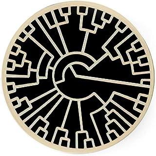 Pinsanity Evolution Tree Enamel Lapel Pin
