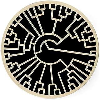 Evolution Tree Enamel Lapel Pin