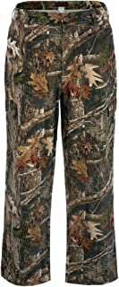 Insect Xtreme Insect Repelling Camo Hunting Pants Repels Mosquitoes, Ticks, Ants, Flies, Chiggers, Midges | Quick Drying Hot Weather | Wash Durable 25 Washes (Large)