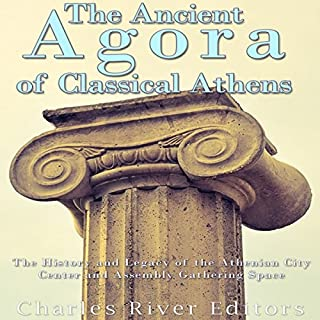 The Ancient Agora of Classical Athens cover art