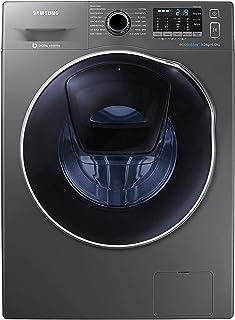 Samsung 9 kg Wash & 6 kg Dry 1400 RPM Washer Dryer, Inox - WD90K5410OX/GU, 1 Year Warranty