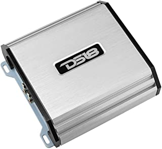 $154 » DS18 S-1500.4D/SL Car Audio Amplifier – 4 Channel, Full Range, Class D, 1500 Watts (Silver)