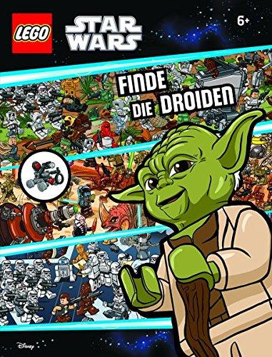LEGO® Star Wars™ Finde die Droiden: mit LEGO Mini-Modell