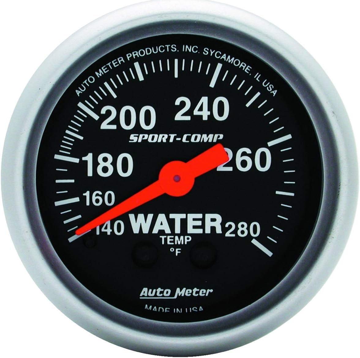 wholesale Auto Meter 3331 2IN COMP MINI SPORT Time sale