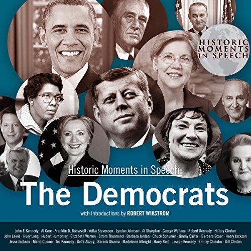 The Democrats audiobook cover art