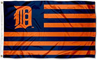 WinCraft MLB Detroit Tigers Nation Flag 3x5 Banner