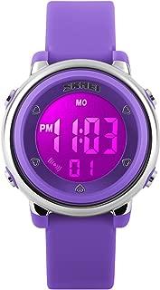 Kid Watch LED Multi Function Sport 50m Waterproof Watch for Boy Girl Child Digital Watch
