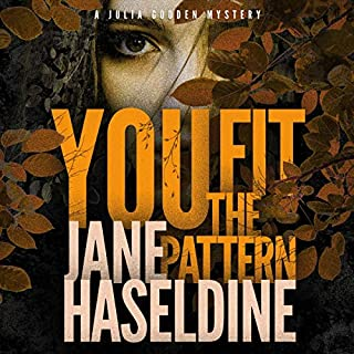 You Fit the Pattern audiobook cover art