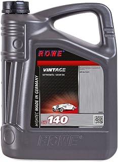 5 Liter ROWE HIGHTEC VINTAGE SAE 140