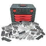 Craftsman 12133 - Juego de herramientas mecánicas (270 piezas, con 3 cajones)