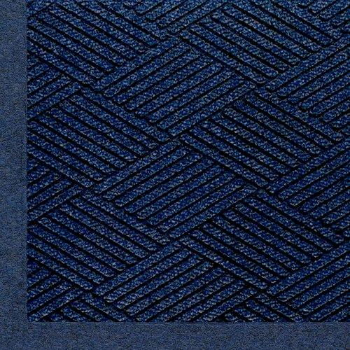 M+A Matting 2297 Waterhog Eco Premier Fashion PET Polyester Fiber Indoor/Outdoor Floor Mat, SBR Rubber Backing, 8.4' Length x 4' Width, 3/8