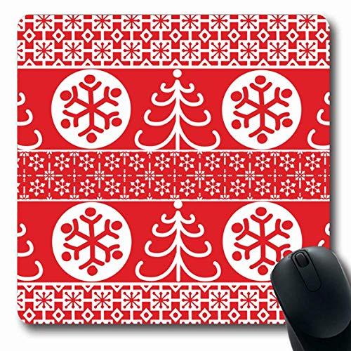 Mausemat Blue Holiday Ikat Muster Chevron Krawatte Abstrakte Schönheit Bunte Cyan Mexikanische Bürste Weihnachten Farbe Schule Büro Gedruckt 25X30Cm Spiele Mousepad Arbeit Länglic
