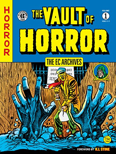 The EC Archives: The Vault of Horror Volume 1 (English Edition)