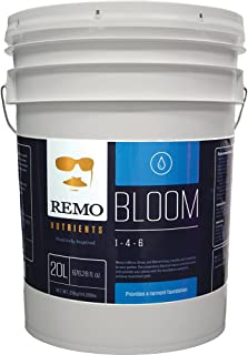 Remo Nutrients RN71140 Remo's Bloom 20L Nutrient, White