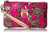 Sakroots womens 107421 Charging Wristlet pink Size: One Size