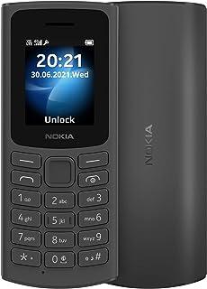 NOKIA 105 4G, Dual SIM, BLACK