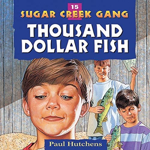 Thousand Dollar Fish cover art
