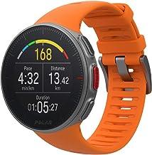Polar Vantage V Pulsómetro con GPS, Unisex Adulto, Naranja (Orange), M/L-Circunferencia de la muñeca 155-210 mm