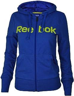 6410b22c812b Amazon.fr : Reebok - Sweats à capuche / Sweats : Vêtements