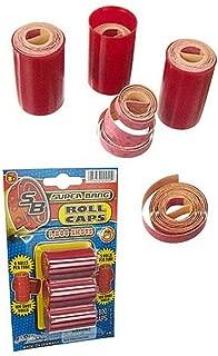 cap gun paper roll