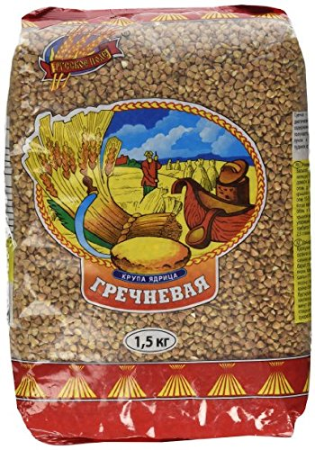 Russkoe Pole Buckwheat Groats