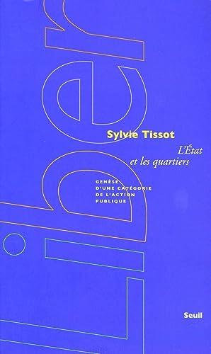 Books By Sylvie Tissot_letat Et Les Quartiers Genese Dune ...