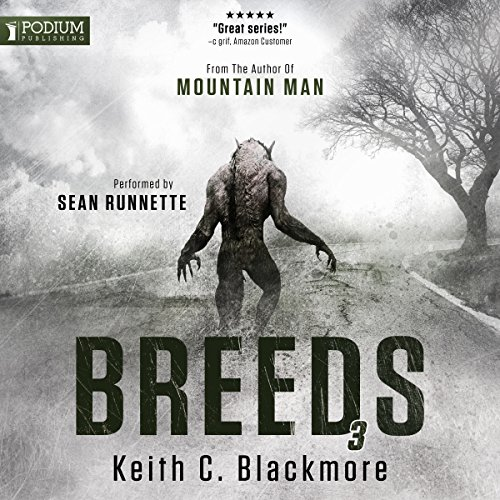 Breeds 3 audiobook cover art