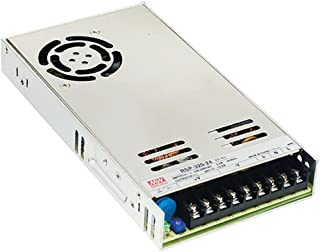 Mean Well RSP-320-5 300W 5 Volt Power Supply with PFC for LED Signs
