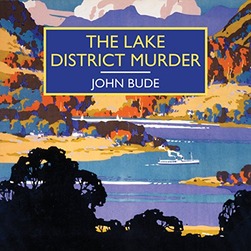 The Lake District Murder audiobook cover art