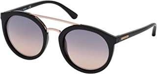 Guess Unisex Adults' GU 05Z 52 Sunglasses, Black (Nero),