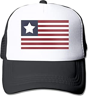 HOTSELL-Makemoney.forever Flag of The Republic of Texas, Fashion Mesh Hat Adult Cap Unisex Summer Adjustable