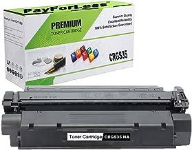 PayForLess Compatible S-35 S35 Toner Cartridge Black 1PK Replacement for Canon imageClass D300 D320 D340 D360 L170 L400 L380