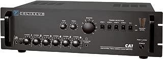 Yorkville Sound CA1 Steel Chassis Amplifier 70 Volt 6 Channel Public Address Amp